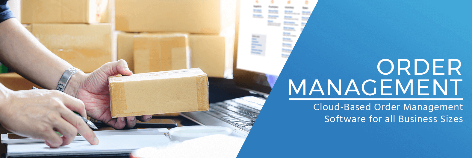 warehouse and order management software