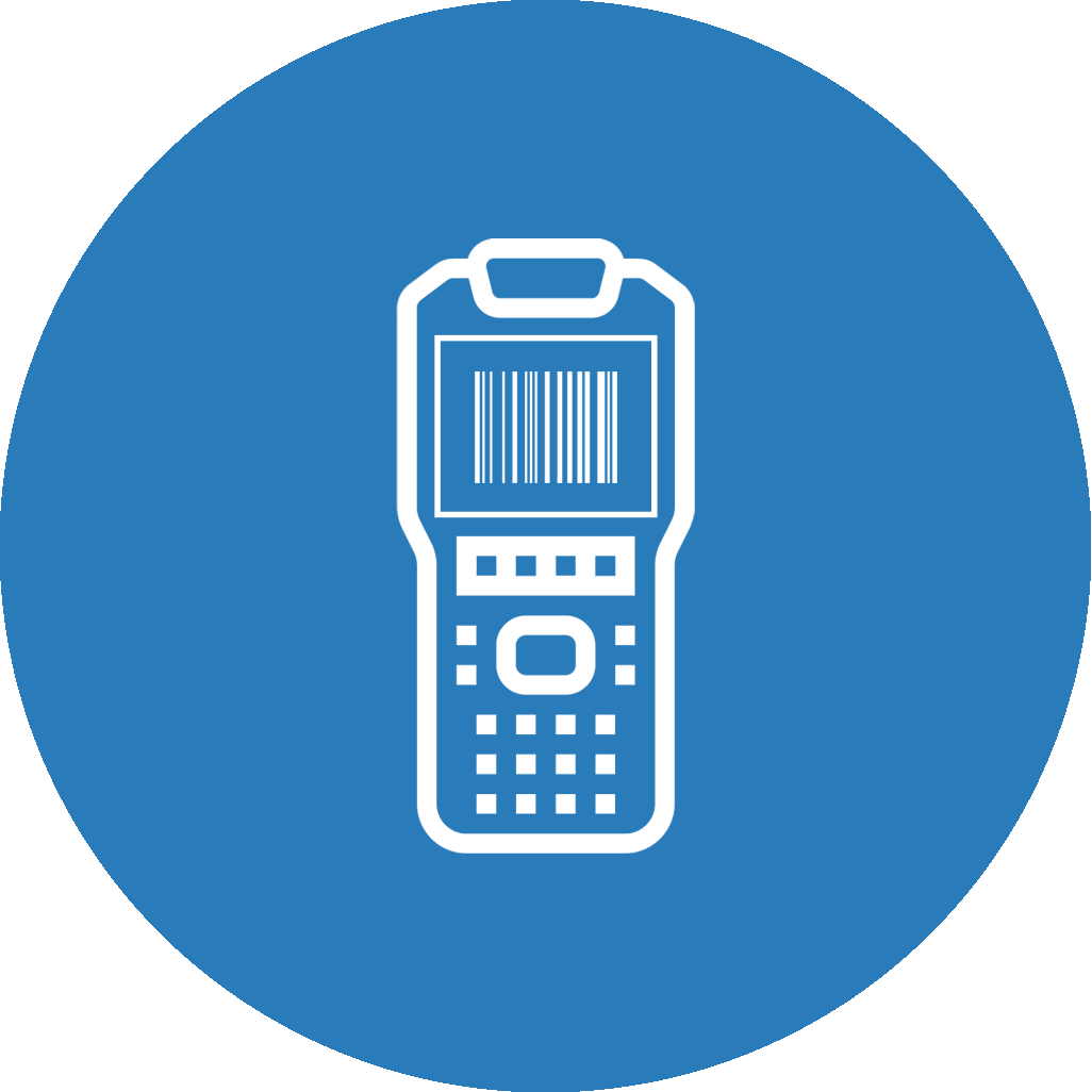 Icon - Wireless Barcode Scanning